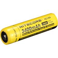 Nitecore 18650 Rechargeable Battery 3400mAh