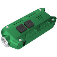 Nitecore TIP Rechargeable Keychain Light-Green