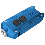 Nitecore TIP Rechargeable Keychain Light Blue