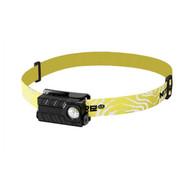 Nitecore NU20 USB Rechargeable Headlamp Black
