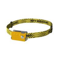 Nitecore NU20 USB Rechargeable Headlamp Yellow