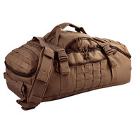 Red Rock Traveler Duffle Bag - Dark Earth