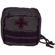 Red Rock Soldier Individual First Aid Kit - Black