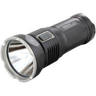 Jetbeam DDR30-GT Rechargeable Flashlight Black
