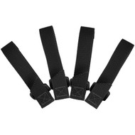 Maxpedition 3.0 in TacTie Pack of 4 Black