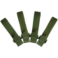 Maxpedition 3.0 in TacTie Pack of 4 OD Green