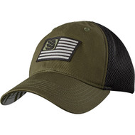 Blackhawk Foam Mesh Back Fitted Cap Jungle/Black M/L