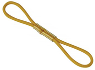 Nylon Finger Sling Yellow