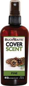 Buck Baits Cover Scent Pine 4oz