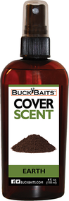 Buck Baits Cover Scent Earth 4oz