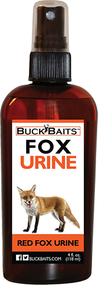 Buck Baits Cover Scent Red Fox 4oz