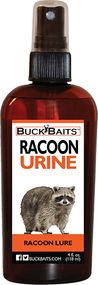 Buck Baits Cover Scent Raccoon 4oz