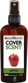 Buck Baits Cover Scent Apple 4oz