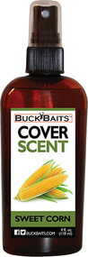 Buck Baits Cover Scent Corn 4oz