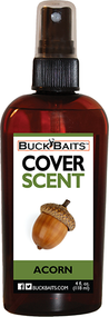 Buck Baits Cover Scent Acorn 4oz