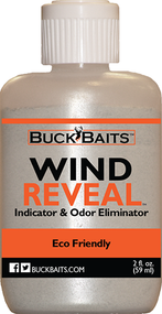 Buck Baits Wind Reveal Wind Indicator 2oz