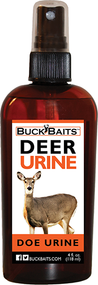 Buck Baits Doe Urine 4oz