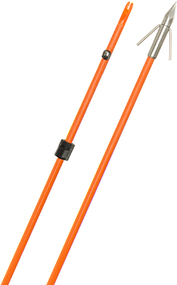 Fin-Finder Raider Pro Arrow Orange w/Big Head Pro Point