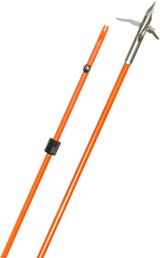 Fin-Finder Raider Pro Arrow Orange w/Innerloc 3 Barb Grappl