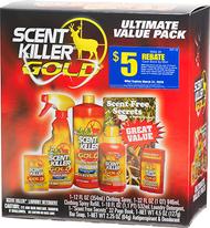 Scent Killger Gold Ultimate Value Pack