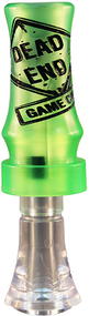 Deadend U-Turn 2 Double Reed Open Water Duck Call