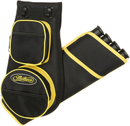 OMP *M Switch Quiver Black/ Yellow Right/Left Hand