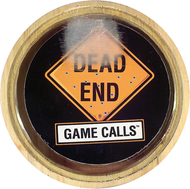 Deadend Roadblock Glass Pot Call