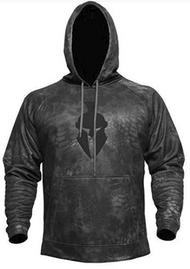 Tartaros Hoodie Typhon/Black XL