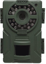 Primos 12mp Mugshot Trail Low Glow Camera Olive Drab Green