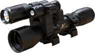 Crossbow Scope 4x32 w/Laser & Light