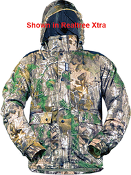 Frontier Waterproof Jacket Realtree Edge Camo Medium