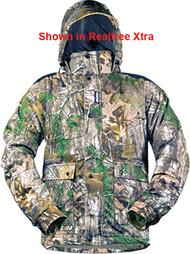Frontier Waterproof Jacket Realtree Edge Camo Large