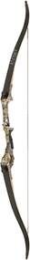 "OMP Ascent Recurve Camo 58"" 50# Right Hand"