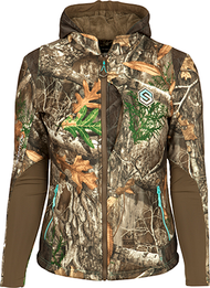 Women's Full Season Taktix Jacket Realtree Edge Small