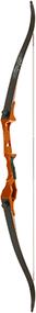 Fin-Finder Bankrunner Recurve Winch Pro Package Orange 35# RH