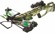 2018 Fang XT Crossbow Mossy Oak Country Camo Package