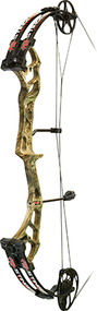 "2018 Stinger Extreme Bow Only LH 29"" 70# Mossy Oak Country"