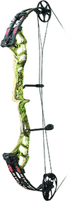 "2018 Stinger Extreme Bow Only Kryptek Highlander RH 29"" 70#"