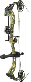 "2018 Ferocity RTS Package Right Hand 29"" 70# Mossy Oak Country"