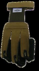 Neet Gloves Tan w/Hair Tab Large
