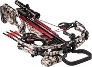 2018 CamX A4 Base Crossbow Package Mossy Oak Treestamd