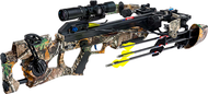 Assassin 360 Realtree Edge Crossbow Package-Tactzone LSP