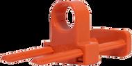 Econo Acu Lok Orange - 25 Pieces