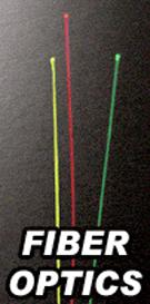 "Extreme Fiber .010 15"" Green"