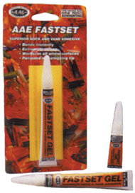 AAE Fast Set Gel-9 Gram Tube