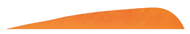 5 RW Gateway Feathers Tangerine - 100 Pieces