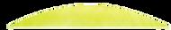 4 LW Gateway Feathers Lemon Lime - 100 Pieces