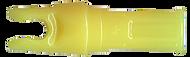 Gold Tip Acculite Nocks Flo Yellow - 1 Dozen