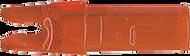 Gold Tip Acculite Nocks Flo Orange - 1 Dozen