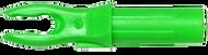 Victory Blazer Nocks Neon Green - 1 Dozen